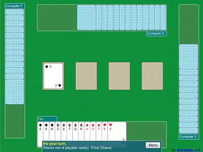 7 spades