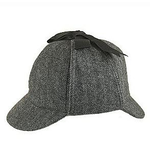 卷福的帽子